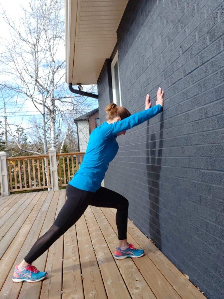 Post Ski Day Stretching