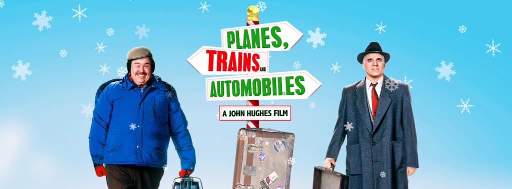 Movie Title - Planes, Trains, Automobiles