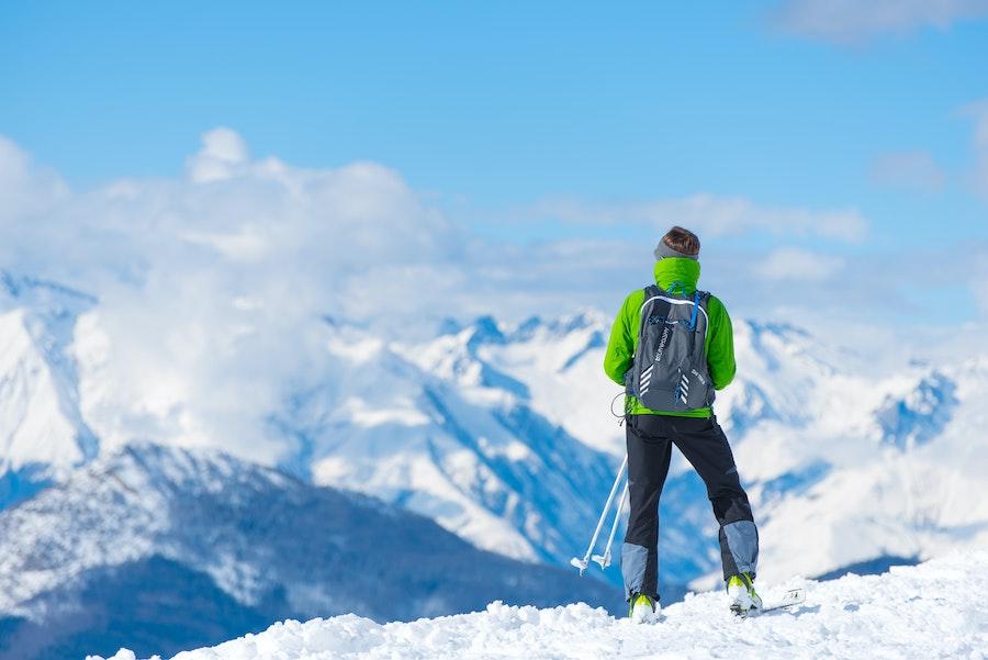 Ski Resort Summit