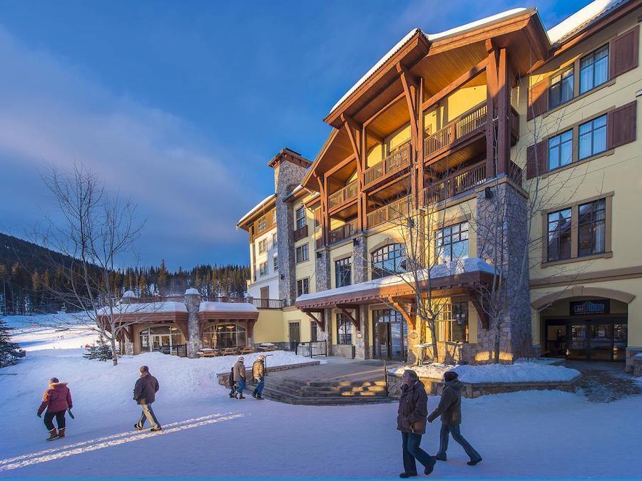 Resort Accommodations - Ski-In, Ski-Out