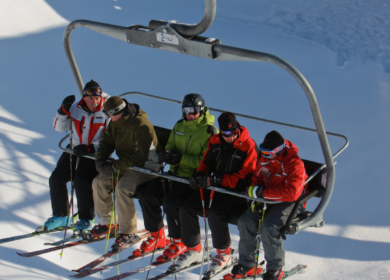 10 Life Lessons That I Learned on the Ski Slopes